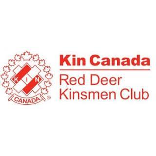 Red Deer Kinsmen club logo